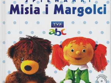 Ours en peluche et Margolcia -