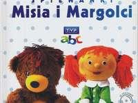 Mackó és Margolcia -
