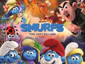 Le film des Schtroumpfs - Je recommande de regarder ce film.