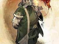 Iroh, Dragonul de Vest