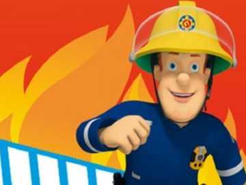 Sam le pompier - Je recommande de regarder cette histoire.