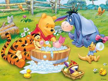 Winnie l'ourson - Ceci est un grand conte de fées.