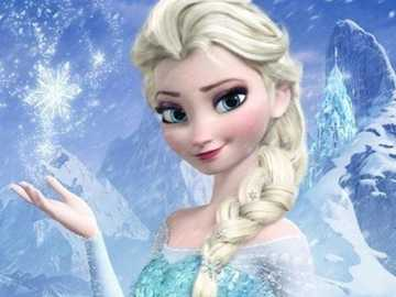 ELSA for small children - Elsa for small children
