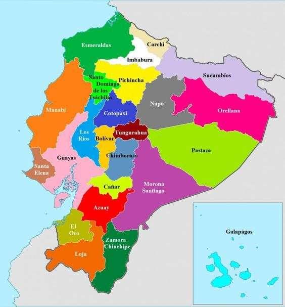 Ecuador țară minunată jigsaw puzzle