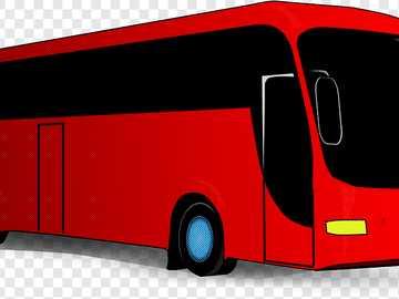 autokar turystyczny czerwore volvo - czerwone volvo wyprodukowany w 2006 rok 40 mjejsc