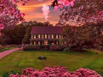 Rhode Island - Was für ein schöner Frühlingstag