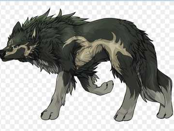 Loke nature wolf - Come to me when he was a puppy