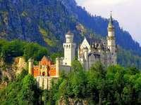 Castello di Neuschwanstein, Germania