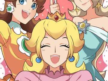 Prinzessinnen aus Nintendo - Prinzessinnen aus Nintendo