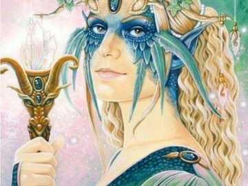 Goddess Áine - Goddess Áine - Irish Mythology