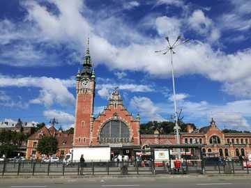 Gdańsk Main - Gdańsk Główny - gare ferroviaire