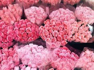 Rosas ♥ ❤ ❥ - μπουκέτα με τριαντάφυλλα