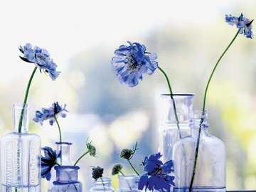 En azul - Σε μπλε