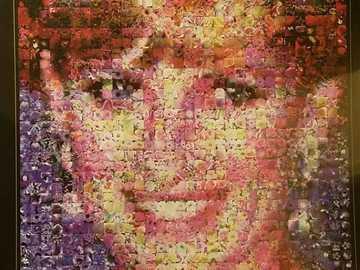 Księżna Diana - To rzadkie zdjęcie plakatu księżnej Diany autorstwa Roberta Silversa.