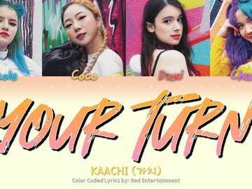 KAACHI SWOJE ZWROTY - Kaachi nowa koreańska popowa grupa K-POP
