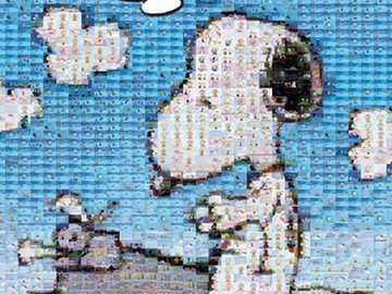 Les cacahuètes - Le beagle le plus talentueux du monde a trouvé une nouvelle carrière - en tant qu'écrivain,