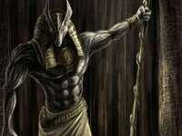 Isten Anubis - a halottak istene az ókori Egyiptomban