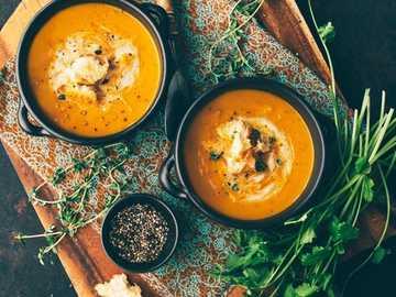 Zupka krem - Γιάμ γιάμ