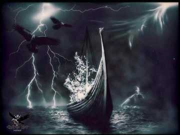 Funeral Viking - Κηδεία Βίκινγκ