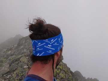 Lukáš - un chico de montaña - Luki en un viaje en los Altos Tatras