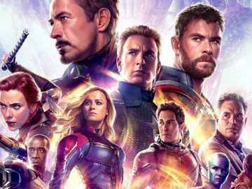The Avengers Kids 2 - Image of the Marvel superheroes The Avengers