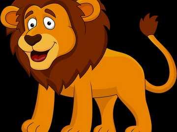 Lew dżungli - Lew żyje w dżungli