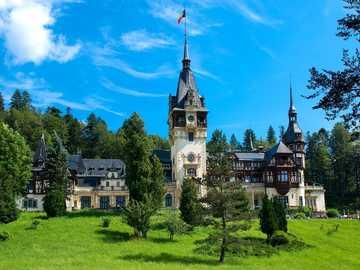 Peles Castle, Transylvania - Peles Castle, Transylvania