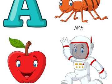 Deepkriat - puzzle alphabet éducatif
