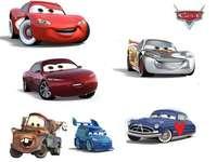 Autos 1,2 y 3