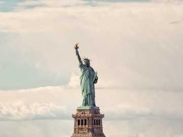 statua della libertà new york - Libertà che illumina il mondo. New York, New York, Stati Uniti