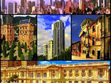 Mi ciudad Bogotá - identifica algunos lugares de la ciudad
