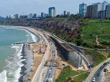 La costa verde - Cambio de playas durante cuarentena