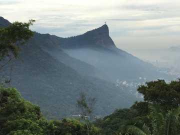 Rio de Janeiro - Waw! Ten krajobraz jest z Rio de Janeiro i zrelaksuje cię, gdy wykonasz tę wielką łamigłówkę!