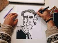 Mój przyjaciel Ruslan robi niesamowite rysunki