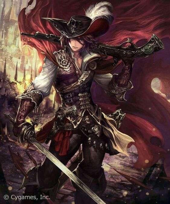 Issei ,una vida de pirata