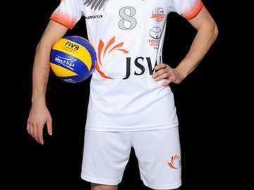 Marcin Ernastowicz - (nato il 31 luglio 1997 a Gostyń) - Giocatore di pallavolo polacco, giocando nella posizione dell&#