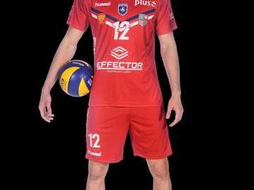Konrad Formela - (nato l'8 marzo 1995 a Rybnik) - Giocatore di pallavolo polacco, giocando come ospite. Dalla st