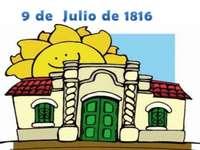 ΤΟΥΚΟΥΑΝ ΣΠΙΤΙ - 9 ΙΟΥΛΙΟΥ. ΤΟ ΣΠΙΤΙ ΤΟΥΚΟΥΜΝ, 1816. TUCUMÁN ΣΠΙΤΙ ΤΟΥ 1816.