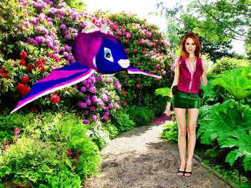 Flora real life - Flora de Jayce and the Light Force conquerors