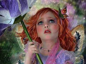 Scary Little Fairy - Scary Little Fairy