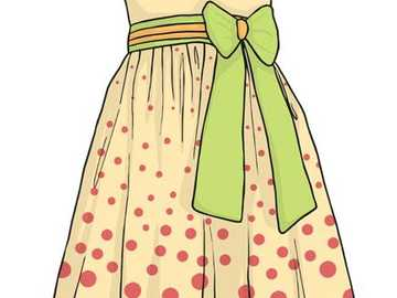 Dress Puzzle - Learn about clothes with this puzzle.