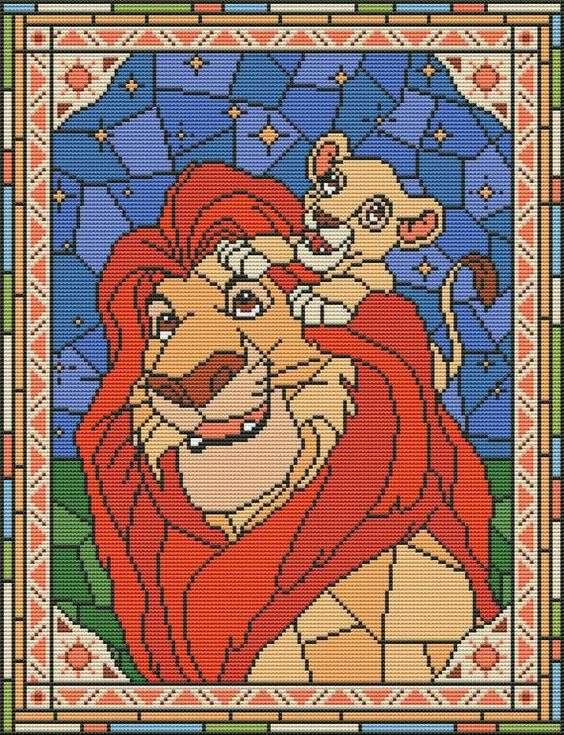 Disney oroszlánkirály 2