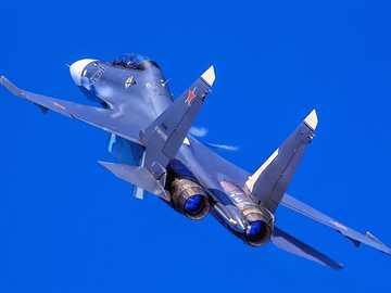 Sukhoi SU 30 - Fuerza aérea rusa - Sukhoi SU 30 - Fuerza aérea rusa