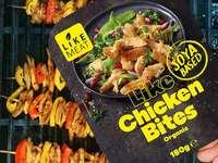 Όπως κοτόπουλο Bites 01 - αγαπούν τα τρόφιμα αγαπούν τα τρόφιμα αγαπούν τα τρόφι