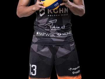 Jędrzej Gruszczyński - (nato il 13 novembre 1997 a Września) - Giocatore di pallavolo polacco, giocando in posizione liber