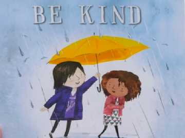 Be Kind Puzzle - A lovely jigsaw puzzle to solve based on the story of Be Kind