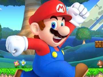 Super Mario - Łatwy supermarket hydrauliczny dla małych dzieci
