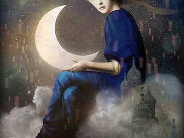 Der Mond zu meinen Füßen - Absurde oder übermäßige Illusionen vermeiden.