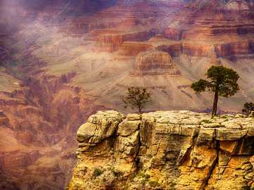 The Grand Canyon - Arizona tourist attraction