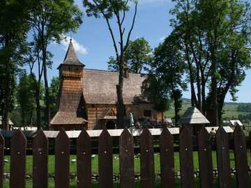 Góralski kościół - Góralski kościół w Polsce